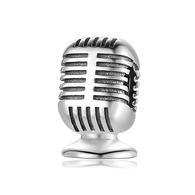 talisman memos round microfon