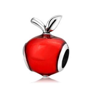 Talisman Memos Round Red Apple