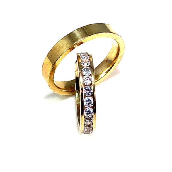 Verighetele Aur Exquisite bijuterii