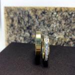 Verighetele Aur Exquisite bijuterii online