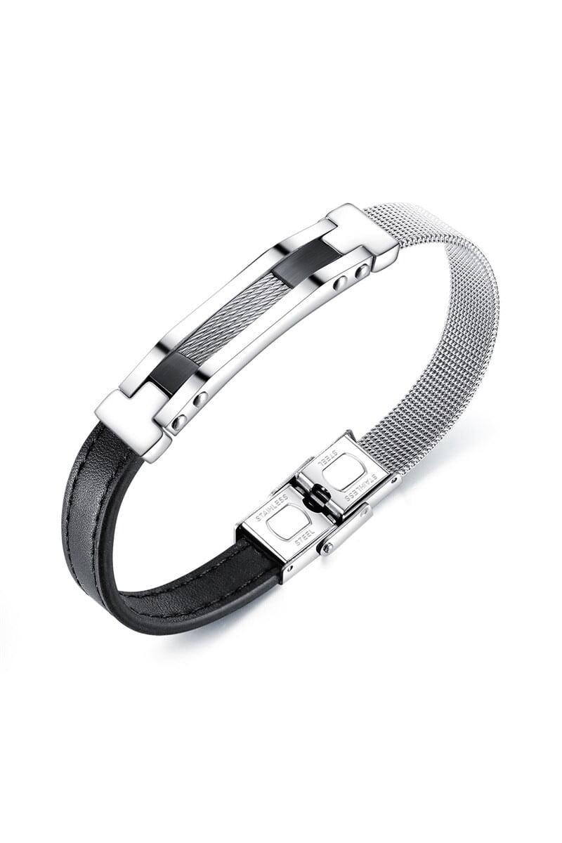 Fancy Leather Bracelet