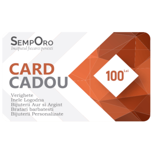 Card Cadou 100Lei