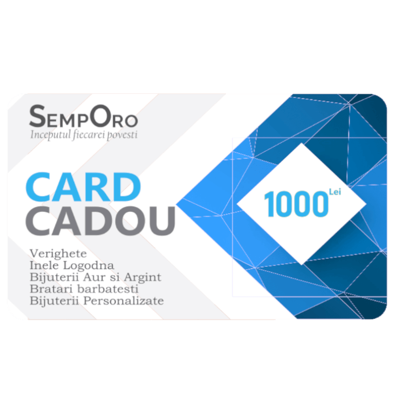 Card Cadou 1000Lei