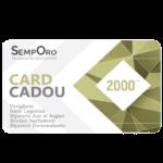 Card Cadou 2000Lei