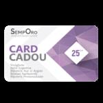 Card Cadou 25Lei