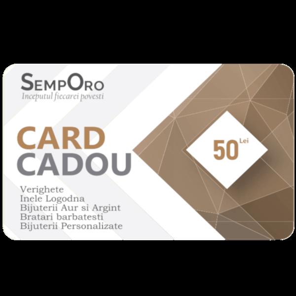 Card Cadou 50Lei