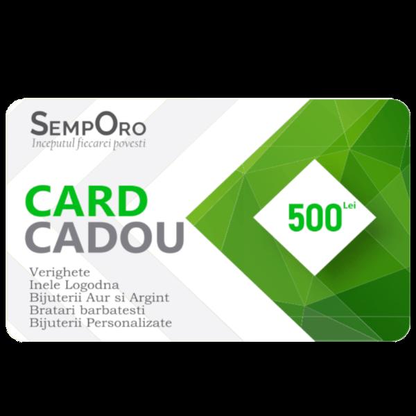 Card Cadou 500Lei