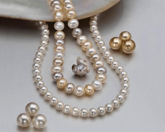 perle colier